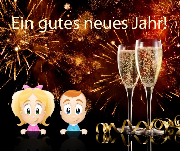 Kidubu: Ein gutes neues Jahr!